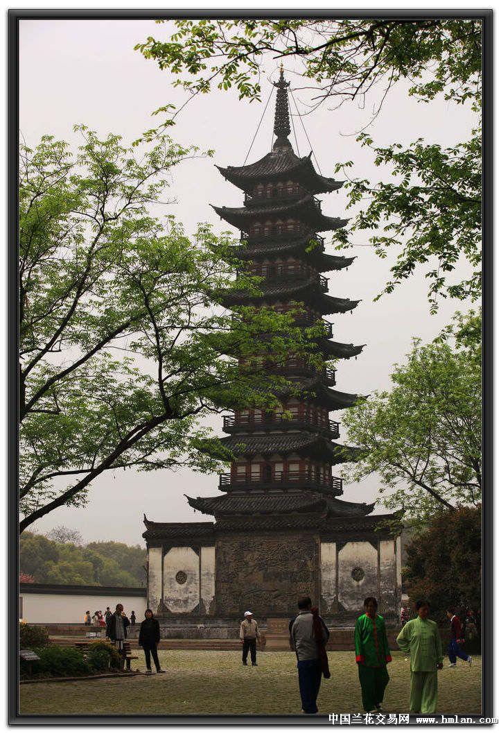 上海松江方塔公園