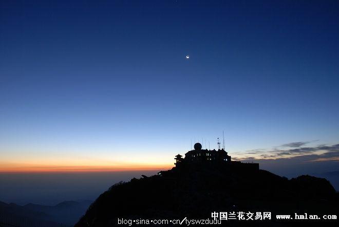 08年泰山后山风景