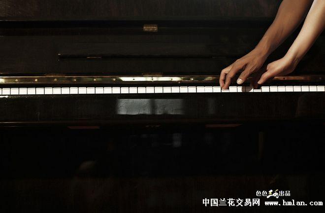 钢琴 月半小夜曲